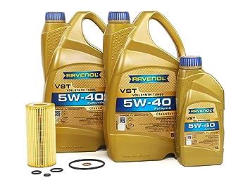 Blau j1 a7041-g Maybach S600 Kit de cambio aceite de motor ...
