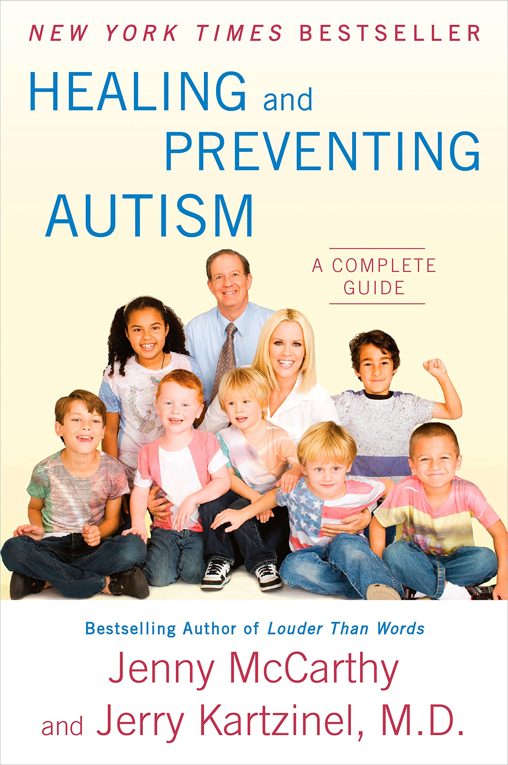 Fix Charity That Wants To Fix Autism >> Healing And Preventing Autism A Complete Guide Jenny Mccarthy Dr