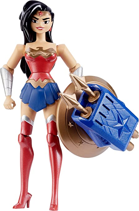Unique DC Justice League Wonder Woman Action Figure