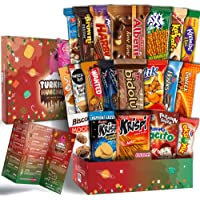 Maxi Xmas Premium International Snacks Variety Pack Care Package for Christmas, Ultimate Assortment of Turkish Treats…