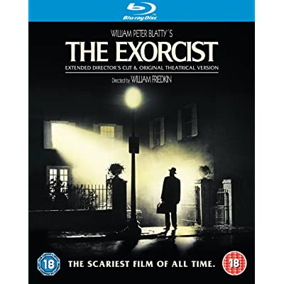 Exorcist - The Version You'Ve Never Seen [Edizione: Regno Unito] [Reino Unido] [Blu-ray]