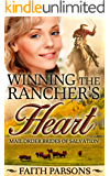 Winning the Rancher's Heart: A Mail-Order Bride Story - Clean Historical Western Romance (Mail-Order Brides of Salvation Book 2)