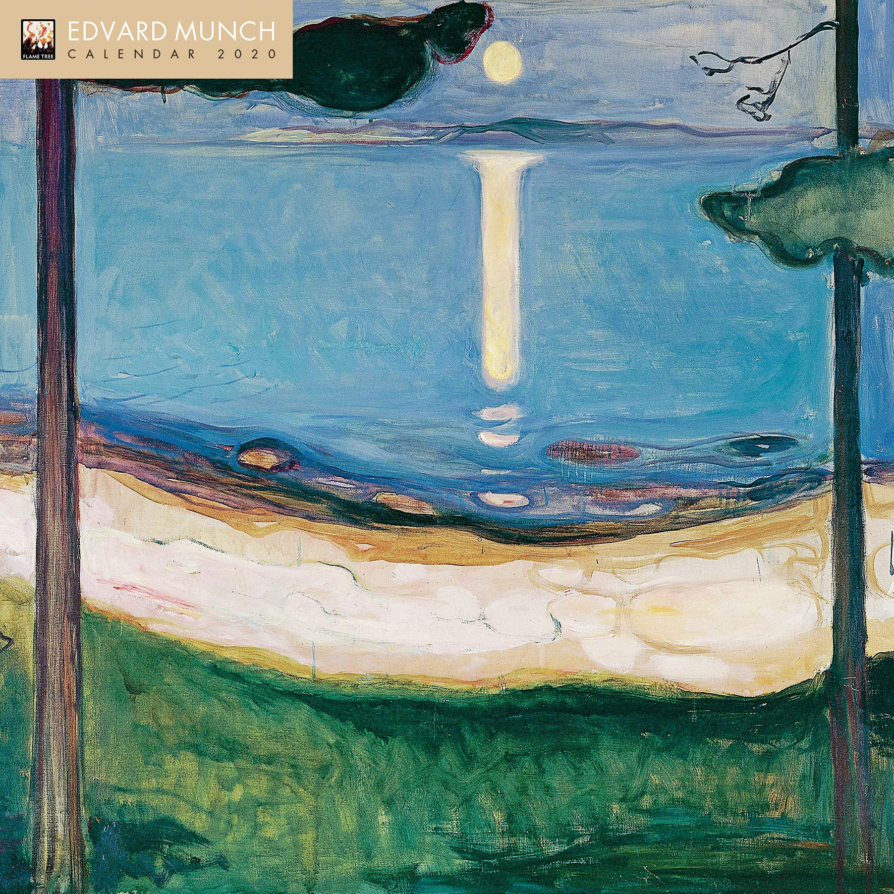 Uml Fall 2020 Calendar Amazon.com: Edvard Munch Wall Calendar 2020 (Art Calendar
