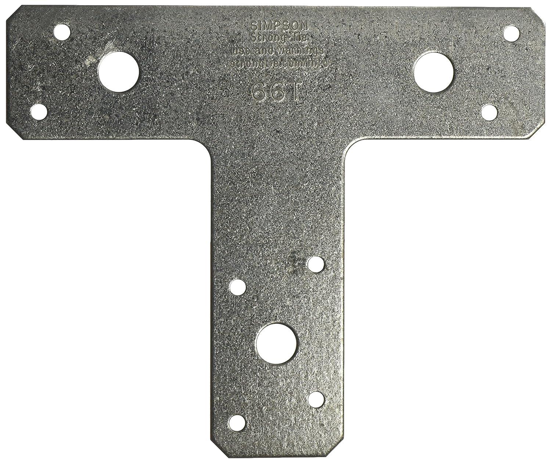 Simpson Strong Tie calibre 14 cm por 12,7 cm tira, 66T: Amazon.es ...
