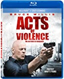Acts of Violence [Bluray + DVD] [Blu-ray] (Bilingual)