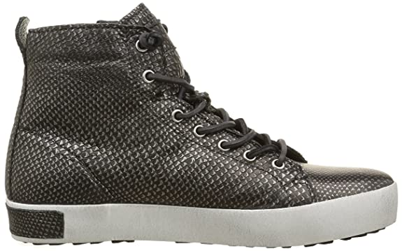 Womens Kl62 Hi-Top Trainers Blackstone