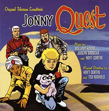 Jonny Quest {Original Television Soundtrack}