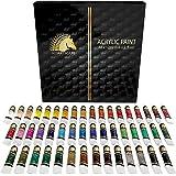 Acrylic Paint Set - 48 x 12ml Tubes - Artist Quality Art Paints - MyArtscape