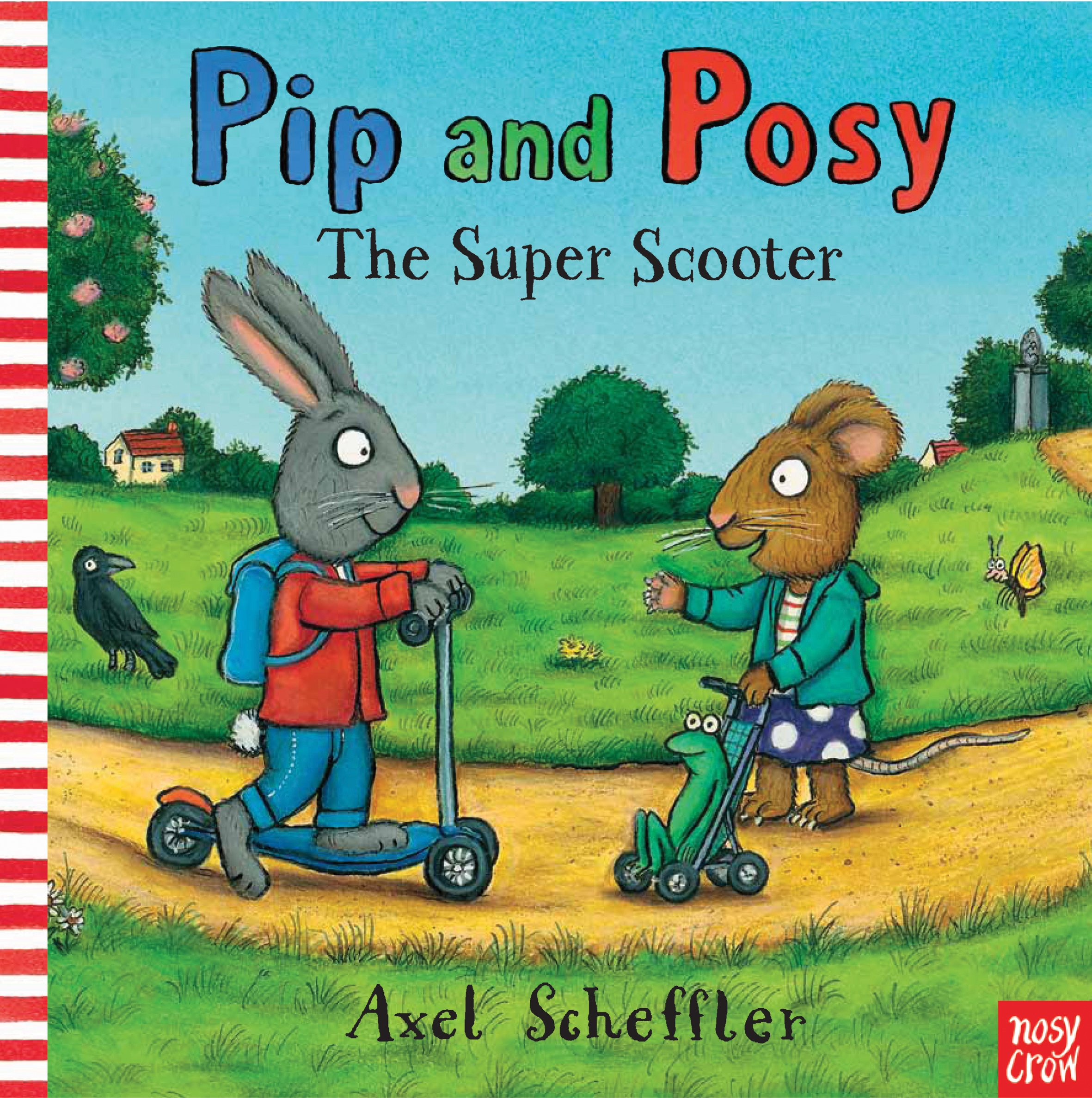 Download Pip and Posy: The Super Scooter pdf