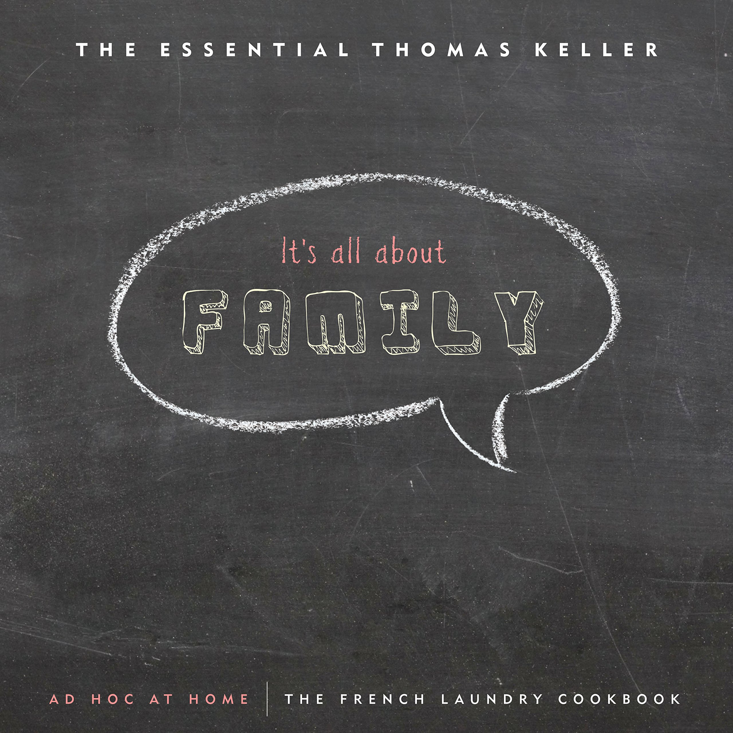 The Essential Thomas Keller: The French Laundry Cookbook & Ad Hoc at Home [Box Set] [Hardcover] by Artisan