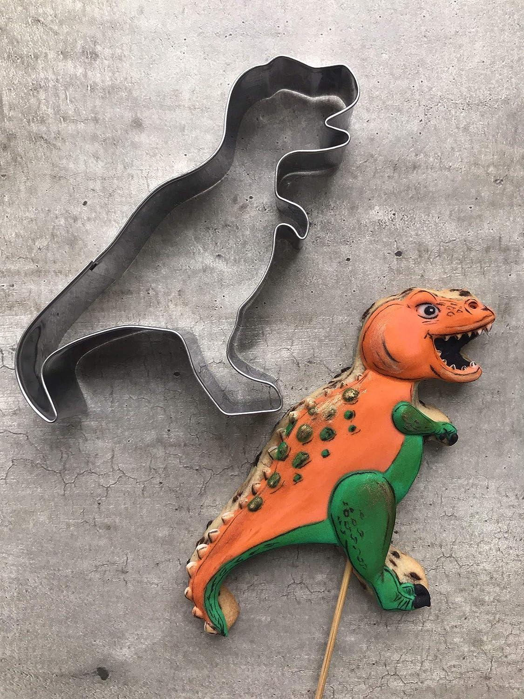ETHEL Pl/ätzchen Ausstecher 11 St/ück Dino Keksausstecher Ausstecher Dinosaurier Ausstechformen Set Dinosaurier Motiv Ausstechformen Set f/ür Kinder Geburtstag Dino Party Deko Dinosaurier 11