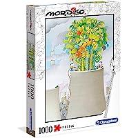 Clementoni 39535 Mordillo Yetişkin Puzzle - The Cure - 1000 Parça