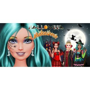 Halloween Makeover: Spa, Makeup and Dressup Salon - Full Version: Amazon.es: Appstore para Android