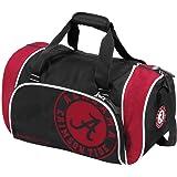 Logo Brands Collegiate Locker Duffel Bag With Shoulder Strap