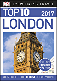 Top 10 London (EYEWITNESS TOP 10 TRAVEL GUIDES)