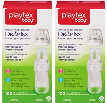 Review Playtex Baby Nurser Drop-Ins