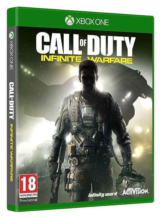 Call Of Duty: Infinite Warfare - Standard Edition [Importación ...