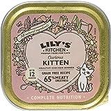 Lily's Kitchen Kitten Chicken Dinner Complete Wet Cat Food (19 x 85 g)