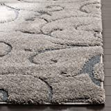 Safavieh SG455-1160-4 Area Rug, 4' x 6', Grey/Light