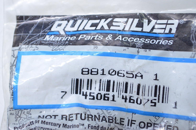 New Mercury Mercruiser Quicksilver Oem Part # 881065A 1 Connector