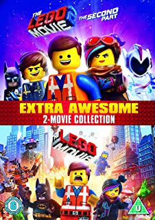 The Lego Movie Dvd 2014 Amazoncouk Chris Pratt Elizabeth