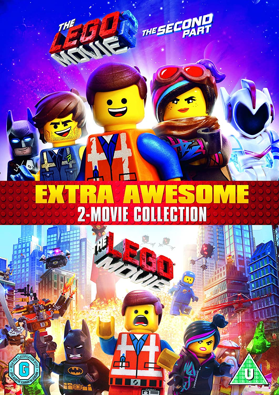 Amazon Com The Lego Movie 2 Film Collection Dvd 2019 Movies Tv