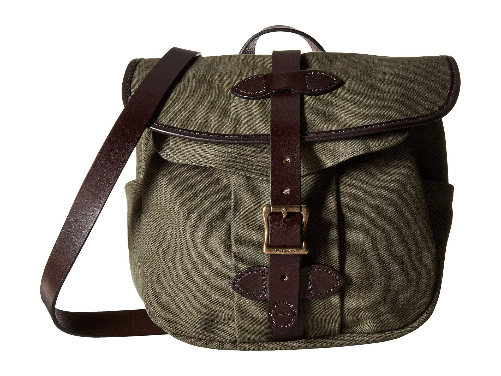 Filson Unisex Small Field Bag Otter Green 2 One Size