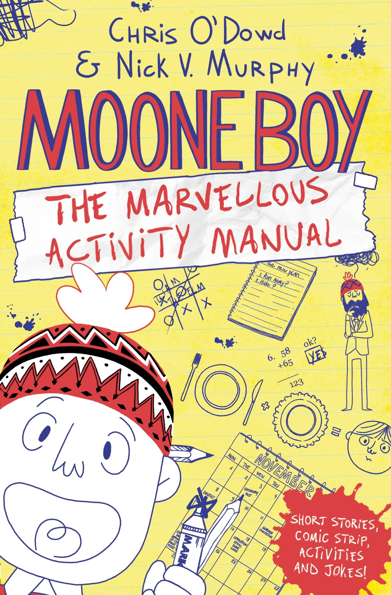 Moone Boy: The Marvellous Activity Manual PDF