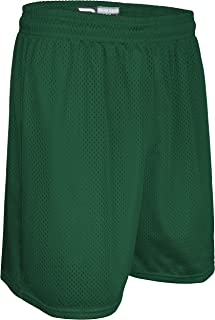 """product image for Game Gear Unisex 9"""" Inseam Mesh Shorts for Basketball, Running, Cycling, and Sports (16 Colors) AP-6479"""