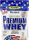 Weider, Premium Whey Protein, Banane, 1er Pack (1 x 500g)