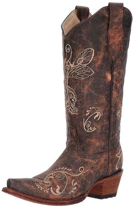 Corral BootsL5001 - Stivali Western Donna  Amazon.it  Scarpe e borse e2d9550b3b87