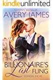 The Billionaire's Last Fling (Scandal, Inc Book 5)