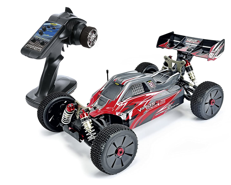 Carson Motor eléctrico sin escobillas : Buggy Virus  RTR  G
