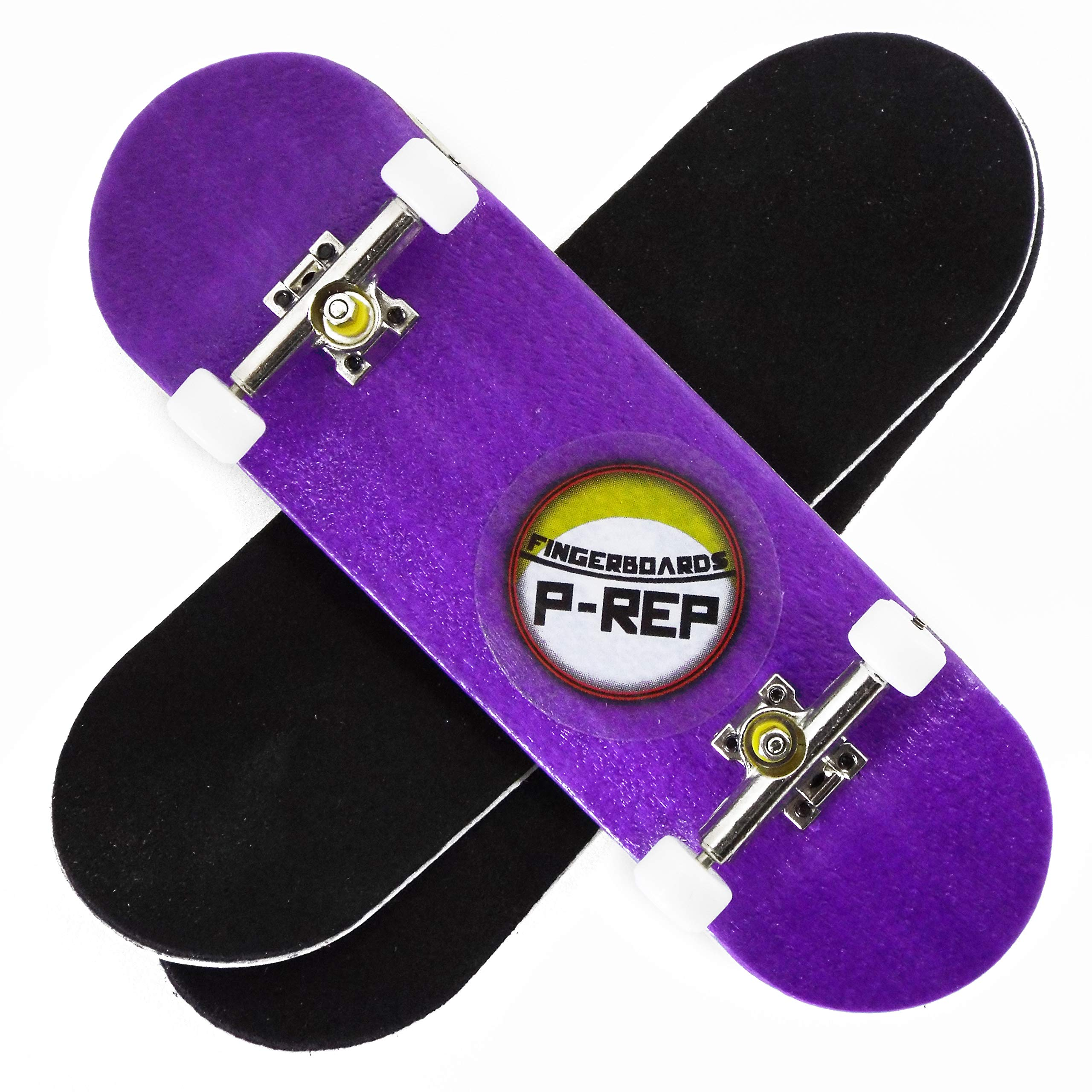 P-REP Starter Complete Wooden Fingerboard 30mm x 100mm (Purple) by P-REP