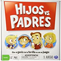 SpinMaster BGM Hijos contra Padres