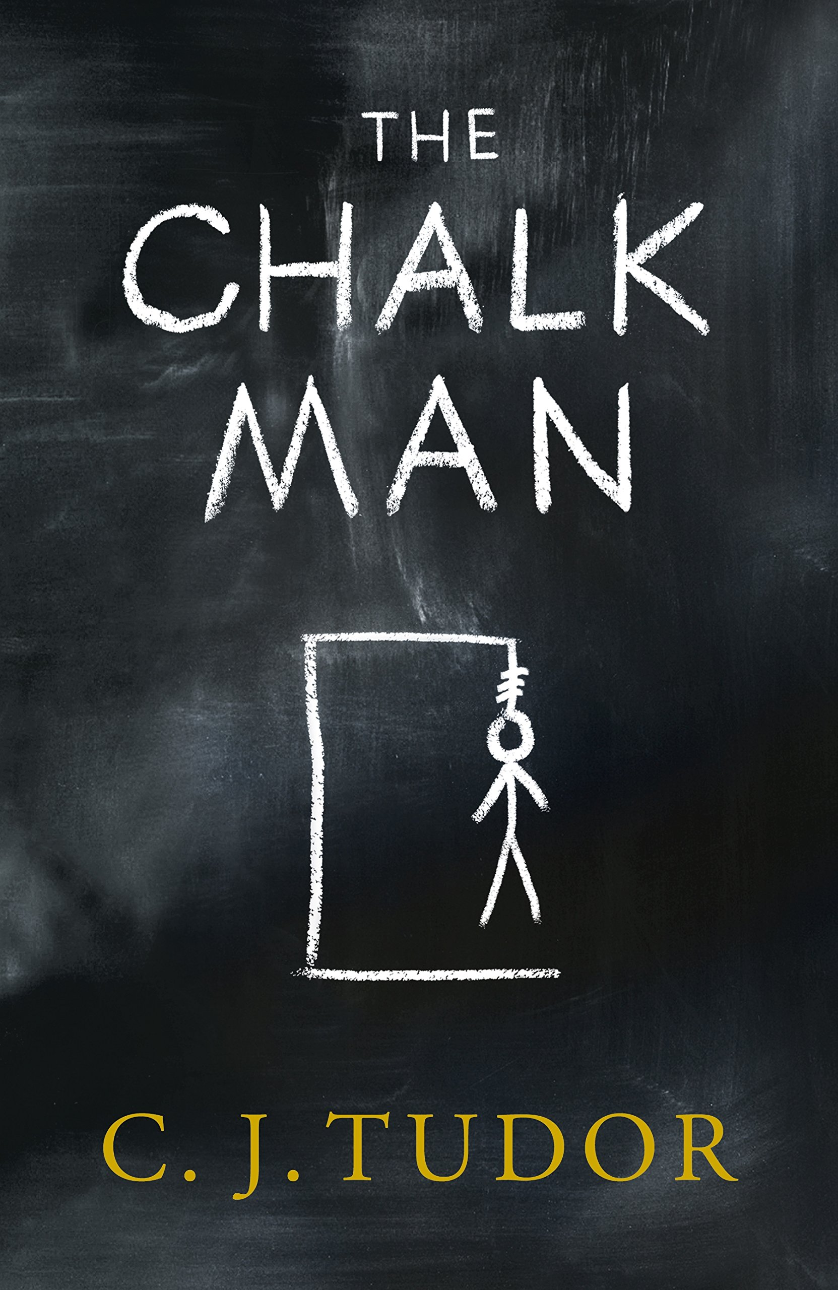 Image result for the chalk man book