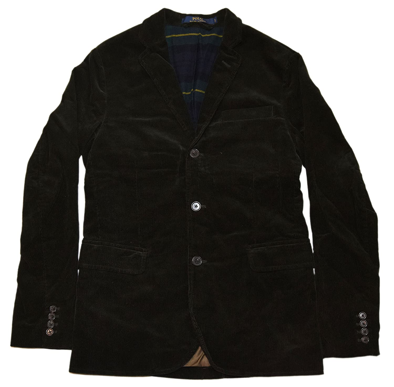 19b7af052 Ralph Lauren Polo Men Corduroy Sport Coat Blazer Jacket Lined Olive Green  Medium at Amazon Men s Clothing store