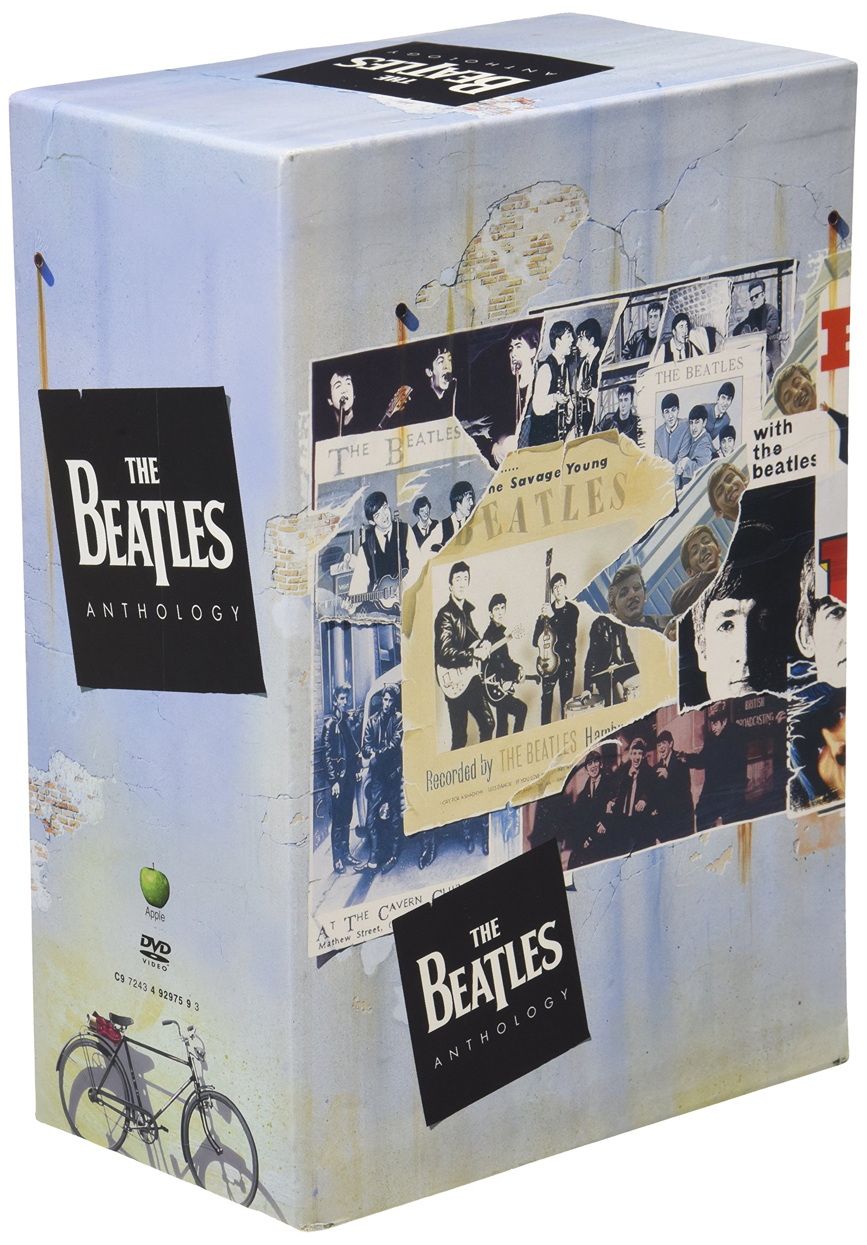 The Beatles Anthology by EMD