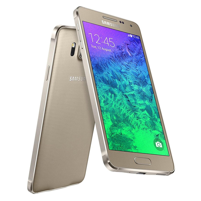 Amazon.com: Samsung Galaxy Alpha, Negro