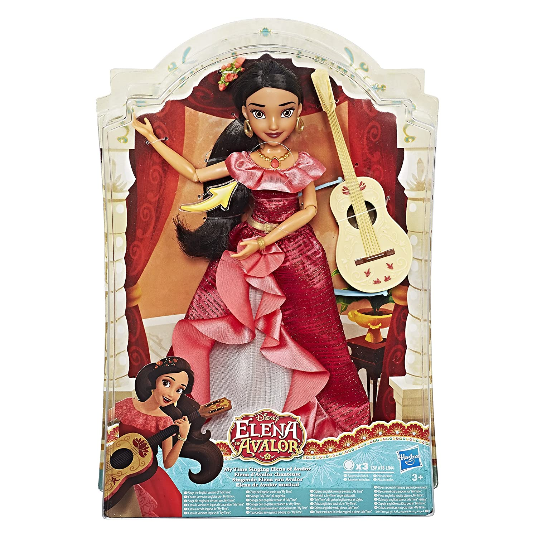 DISNEY PRINCESS B7912EW00 Elena of Avalor My Time Singing Doll   B01N64J1P1