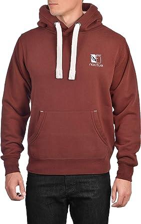 Unisex Premium Hoodie Sweatshirt Noctua NP-H1.brown SIZE XL Brown