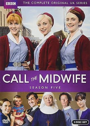 Call The Midwife Season 5 Christmas Special.Amazon Com Call The Midwife Season Five Various Movies Tv