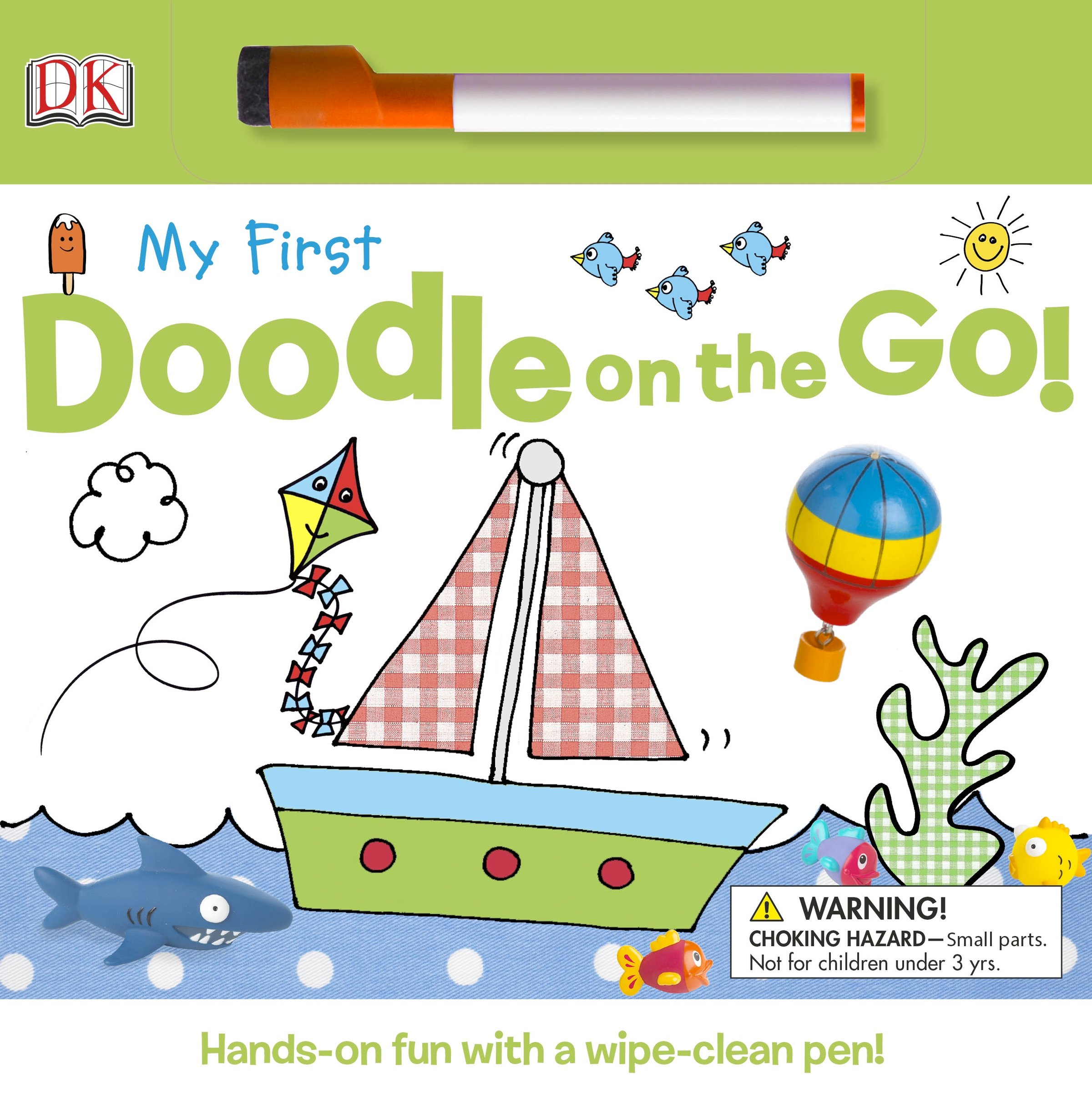 First Doodle 1st Board Books