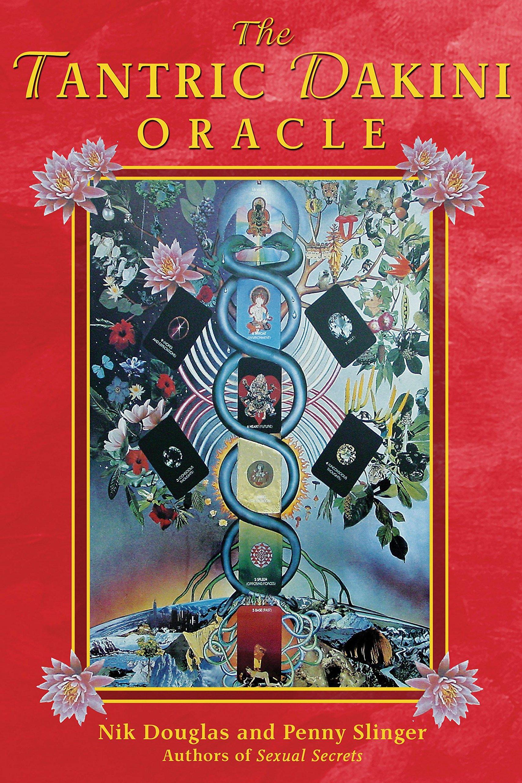 The Tantric Dakini Oracle: Amazon.es: Nik Douglas, Penny ...