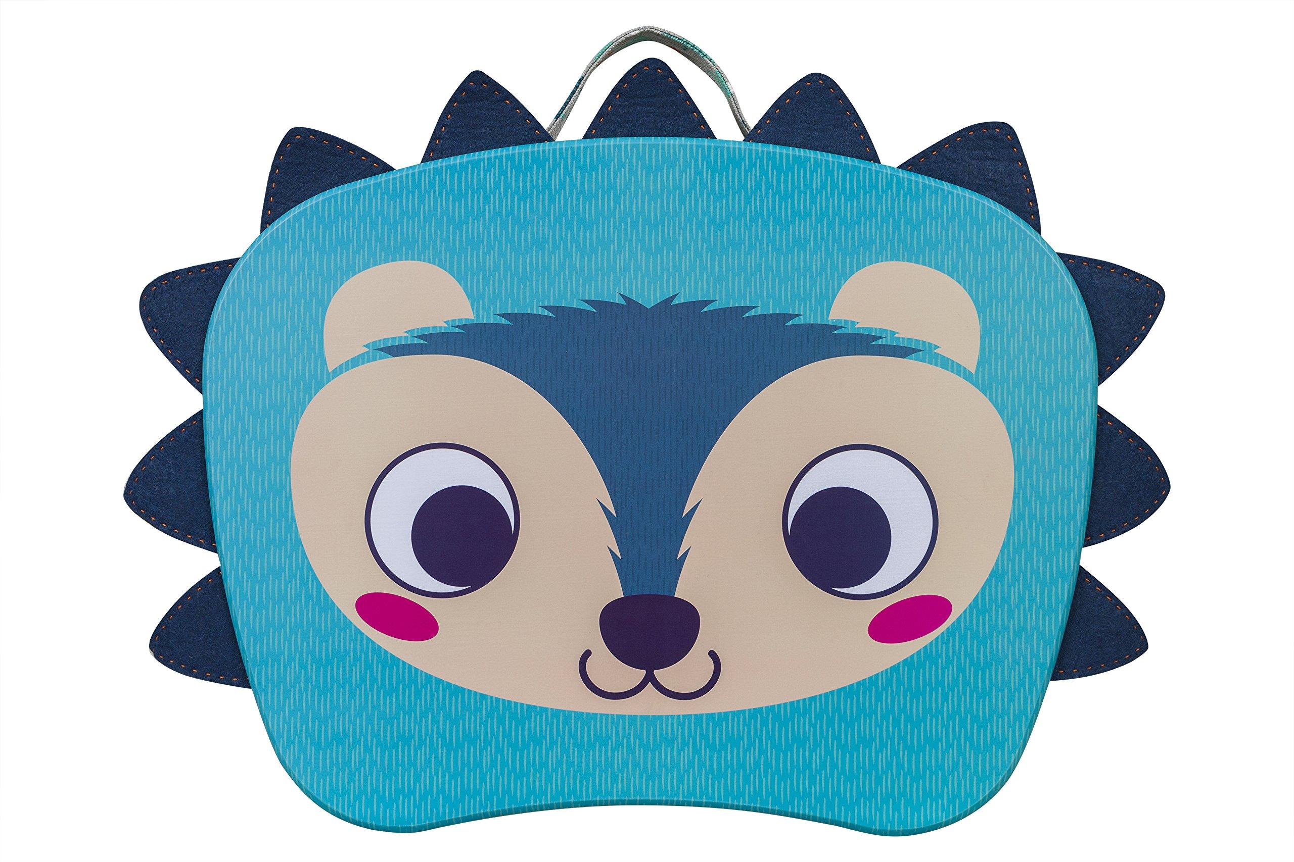 LapGear Lap Pets Lap Desk - Hedgehog (Fits up to 15.6'' Laptop)