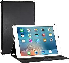 """StilGut UltraSlim, Housse avec Fonction Support pour iPad Pro 9.7""""(2016), en Noir"""