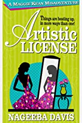 Artistic License (Maggie Kean Misadventures Book 2) Kindle Edition