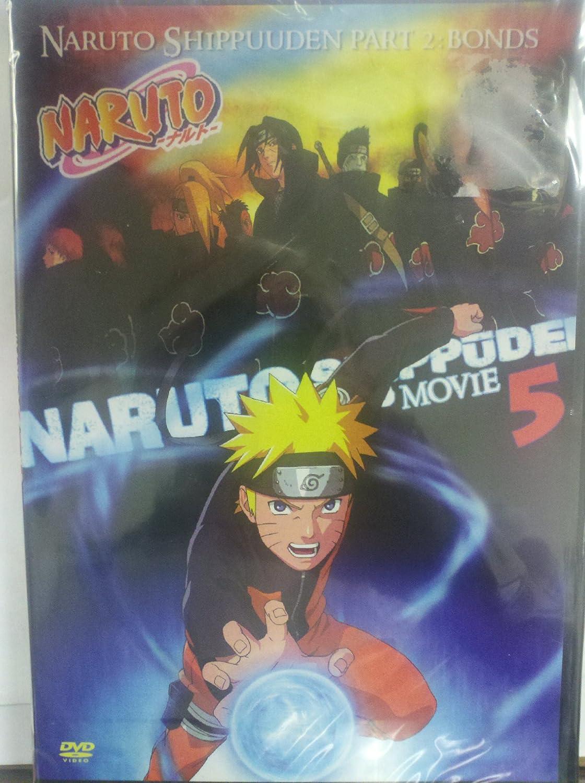 Amazon.com: Naruto Shippuden Movie: Bonds (Naruto Movie #5 ...