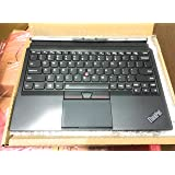Tablet Thin US Keyboard with Backlit for Lenovo ThinkPad X1 (Type : 20GG 20GH) Compatible TP00082K1 01AW600 SM10K64600