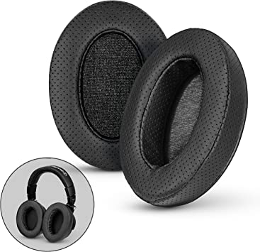 Suitable For Many Other Large Over The Ear Hea Replacement Memory Foam Earpads